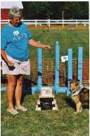 2003: Gillian Shields & Myda