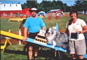 2002: Kim Knox & Taylor